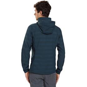 Nau M's Lightbeam Jacket Indigo Stripe (496)